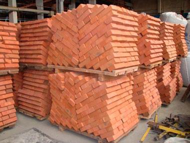 Оптовая продажа строительного кирпича