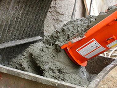 Строительный бетон заказать в Спб