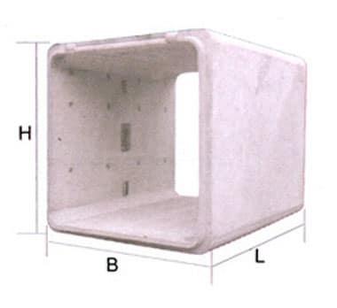 Квадратная камера жб