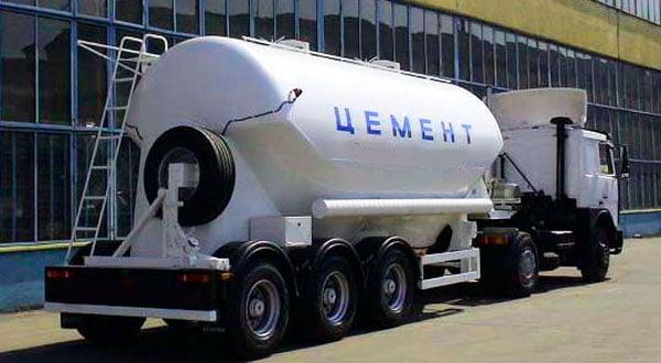 Цемент с завода оптом