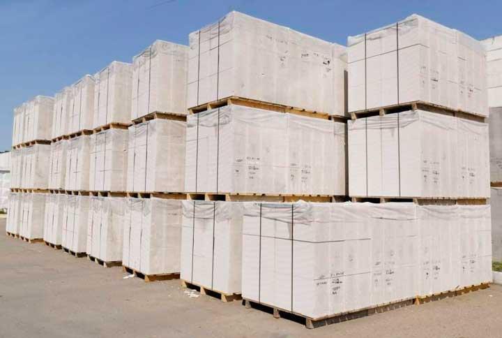 Блоки газосиликатные для строительства дома