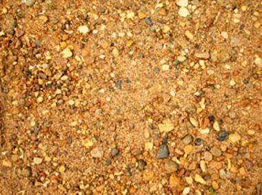 Песчано-гравийная смесь купить в Спб