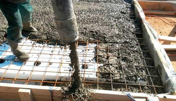 Купить пластификатор для бетона для фундамента дома