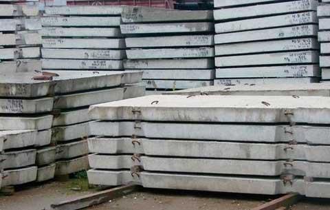 Цена на дорожные плиты в Спб и Лен области