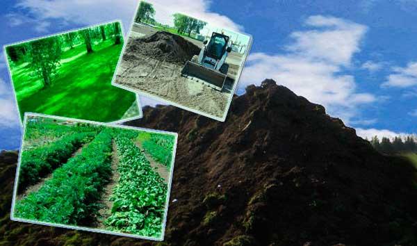Растительный почвогрунт купить