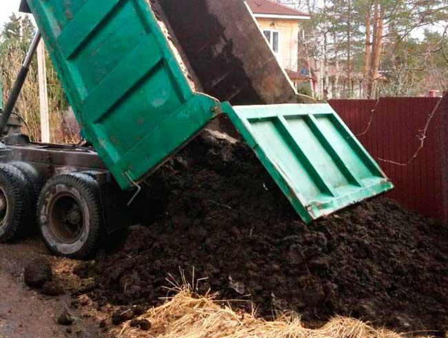 Состав питательного почвогрунта