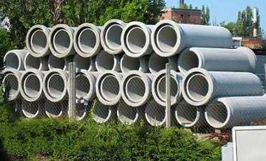 Трубы водопропускные от производителя