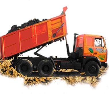 Производим вывоз грунта с вашей территории