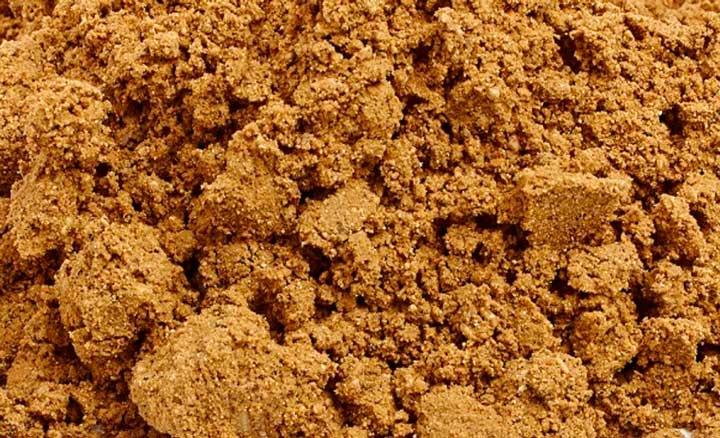Карьерный песок и его свойства